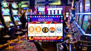 Bitcoin Slots 5 lines